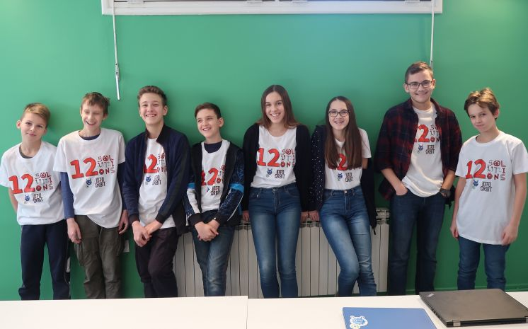 FLL 12 solutions